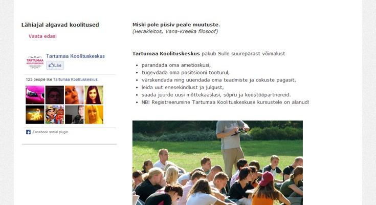 Tartumaa Koolituskeskus